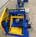 Alambre que recicla la máquina de papel del conjunto del fabricante que taja fabricantes de enrrollamiento de la máquina de Upwire que enrollan