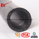 Tubo de goma producido fábrica de EPDM