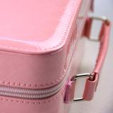 2018 Pink&#160 personalizzati vendita calda; Monili di cuoio Storage&#160 portatile; Casella (8800)