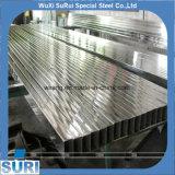 La alta calidad 201 304 316 430 409 suelda alrededor del tubo inoxidable decorativo cuadrado del tubo de acero