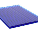 La lucarne couvre des panneaux de Sun de polycarbonate de feuille de polycarbonate