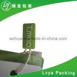 Tag de papel impresso personalizado do cair com ilhó do metal