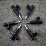 6 iniettori di combustibile dell'OEM di X hanno ricostruito la corrispondenza di flusso per 2006-2012 2.5/3.0L (7531634)