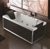 Bañera del masaje del rectángulo del diseño de la opción del color