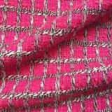 Шерстяные ткани для одежды, нанесите на резьбу, куртка, шерстяных Tweed смешанные ткани