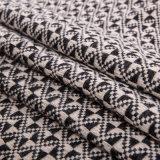 Caxemira das mulheres como o lenço feito malha verific clássico do xaile da impressão do inverno (SP303)