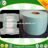 Diapers Manufacture를 위한 기저귀 Raw Material SMS Hydrophobic Nonwoven