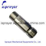Recolocação das peças sobresselentes do cilindro para o pulverizador Graco695