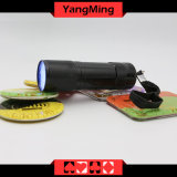 Lampe-torche pourprée Ym-Ce03 de lanière de Yanchao de mini lampe pourprée UV multifonctionnelle de code