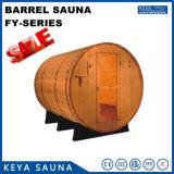 Sauna бочонка новой ванны Sauna кедра Sauna портативный для рождества