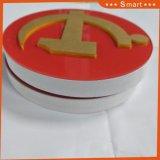 家具水証拠の食器棚PVC泡シートの家具の物質的なプラスチックシートのための高密度15mm PVC泡のボード