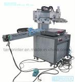 Stampatrice verticale poco costosa dello schermo con il braccio del robot per le partecipazioni di nozze, autoadesivi, PWB, lamina di metallo, stampa di vetro