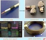 Alta calidad de 50ohm (cable coaxial RG213-BC-CCA).