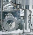 Phramaceutical (KGF20)のためのガラスびんの液体の満ちるStoppling機械