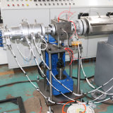 Машина штрангпресса трубы китайского PE PVC винта двойника поставщика пластичная