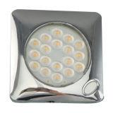 Luz 18LEDs/60lm 1.2watt 12V do gabinete do diodo emissor de luz (LED-CAB-007)