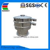peneira vibratória rotativa da máquina para a medicina chinesa de peneiramento em pó