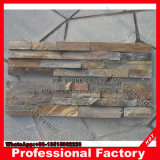 Ledge du panneau de pierres empilées de panneaux muraux de pierre Wall Tile