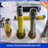 Manguito metálico flexible del gas de la Caliente-Venta