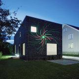 Decoração Exterior de Rotação Automática Best-Selling luz Laser piscina festas em casa Light