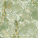 Decoración mural interior natural verde jade/Onyx Azulejos retroiluminación