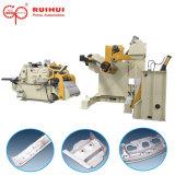 ストレートナ機械はピンチローラ(MAC4-1600H)に容易に移動する材料を