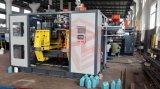 Plastikstraßensperre-Aufspeicherungs-Strangpresßling-Blasformen-Maschine