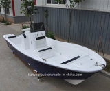 Kleine Fischerboot-Fiberglaspanga-Boote China-Liya 19FT