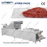 Máquina de empaquetamiento al vacío de la piel auto de la calidad de la premier para la carne