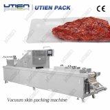 Premiere automático de calidad Envasado Skin al vacío de la máquina para la carne fresca.