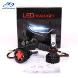 60W 10000LM Limileds Zes faros LED T8 H4 H7 H8 H11 9005 9006 para el coche Faro LED