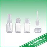 6PCS de reizende Uitrusting van de Fles van het Gebruik Kosmetische