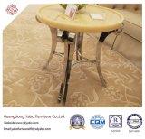 Einfache Hotel-Möbel mit Wohnzimmer-Marmor-Seiten-Tisch (YB-E-9)