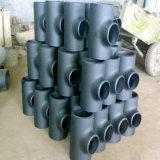 304/316 de 4-manier van het Roestvrij staal DwarsMontage van de Pijp