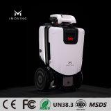 Самокат удобоподвижности хорошего колеса цены 3 складной электрический для инвалид