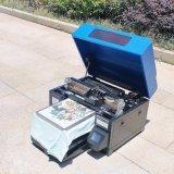 A3 T Shirt Mesa máquina de impressão jato de arco-íris DTG Impressora