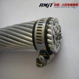 Conduttore di alluminio standard di ASTM, ACSR/Aw di rinforzo acciaio placcato di alluminio