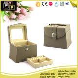 Moda jóias de couro embalagem personalizada na caixa de armazenamento (8114) o item Detailsproduct Detalhes: Ponto n°8114o nome do itemFashion embalagens personalizadas jóias de couro Stora