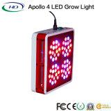 Un design classique Apollo 4 LED grandir la lumière pour les herbes et fleurs