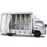 [900غسم] مرنة شاحنة جانب ستار وعاء صندوق جانب ستار [بفك] مشمّع وقاية مادة
