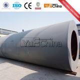 Baixo investimento Biomassa Industrial secador rotativo