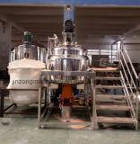 ステンレス鋼の混合のホモジェナイザーが付いている乳状になるミキサータンク