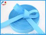 Acessório obrigatório direto do Webbing do azul de céu da fábrica para o saco do chapéu do vestuário da sapata