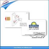 Konkurrenzfähiger Preis-Kontakt-Chipkarte ISO7816 Sle554242 Sle5528 IS Card