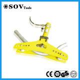 Manueller hydraulischer Rohr-Stahlbieger mit Pumpe