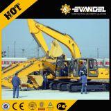 Xcm excavador grande Xe210W de la rueda 21ton de la marca de fábrica