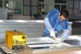 Mirro oro terminado de Ignifugación Panel Compuesto de Aluminio (GMF 022)