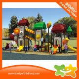 Im Freien Vielzweckspielplatz-Geräten-Plastikplättchen für Verkauf