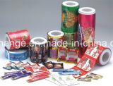 Los cosméticos de la película del envasado de alimentos pila de discos los bocados de la película pila de discos la película empaquetan bolsos preformados las bolsas