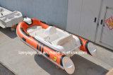 Liya 11pés costela Hypalon Barco de Pesca barco inflável Rígida